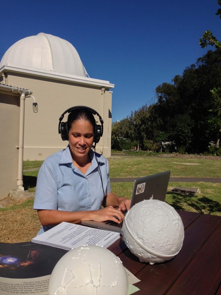 Dr. Wanda Diaz, AstroSense project