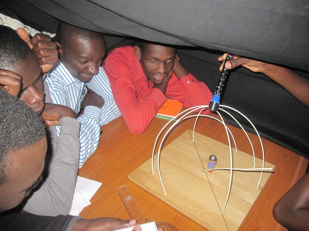 Network for Astronomy School Education Africa 1