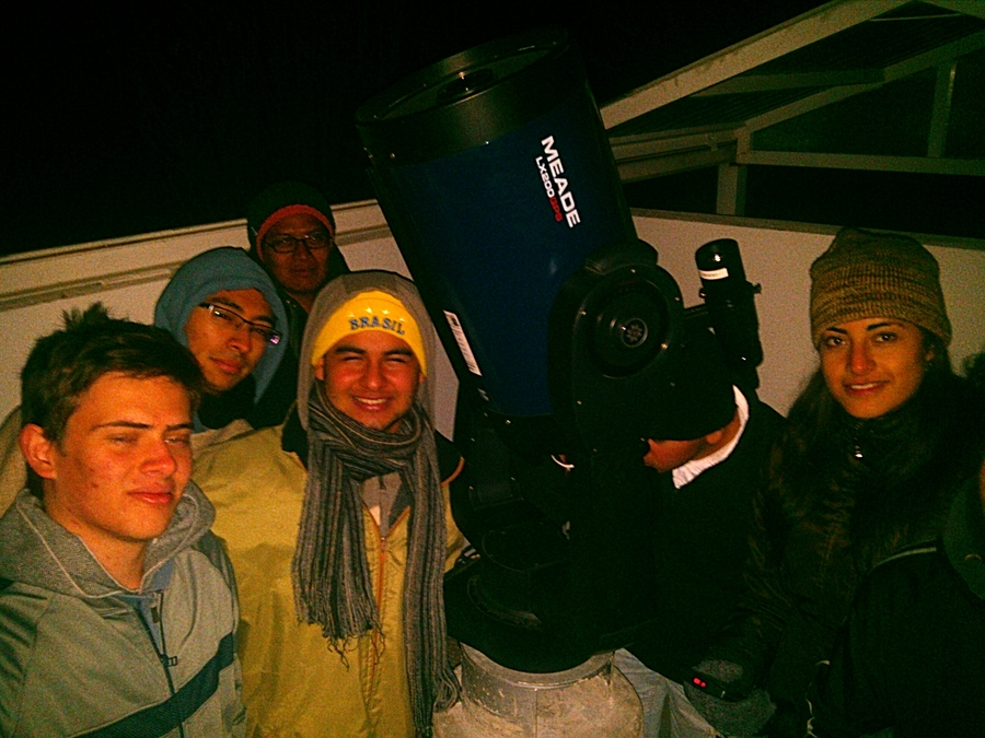 Latin American School of Observational Astronomy