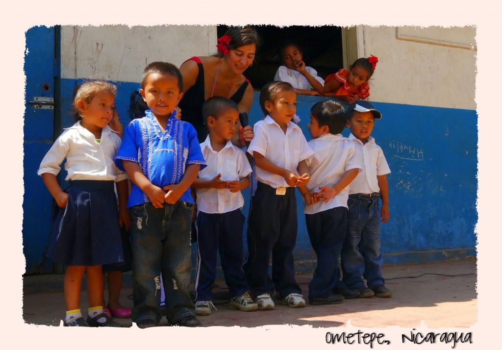 UNAWE UNESCO Mobil in Nicaragua