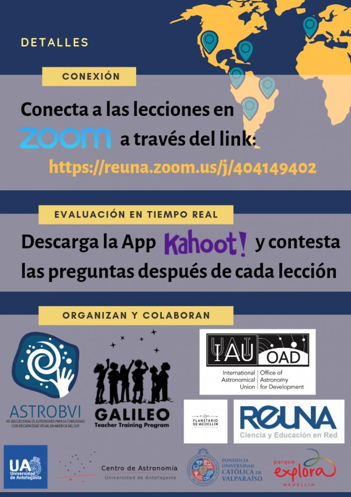 AstroBVI online workshop connection details
