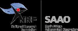 NRF SAAO logo