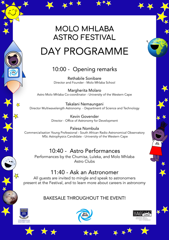 Astro festival program